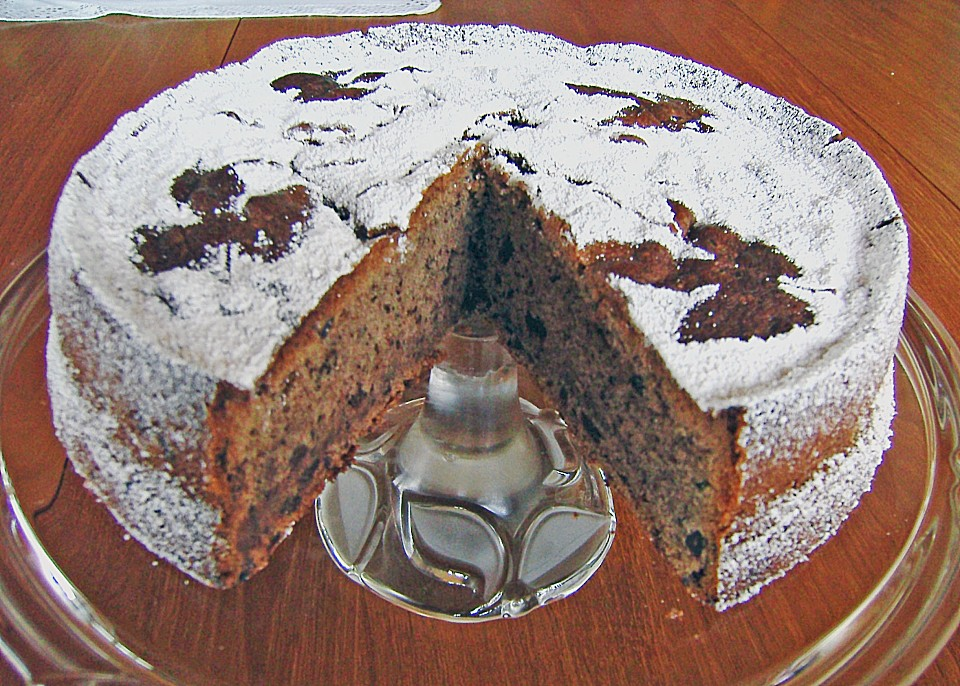 Rotweinkuchen Ein Leckeres Rezept Chefkoch De