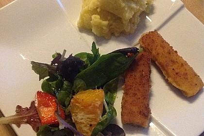Kartoffelpüree mit Knoblauch (Bild)