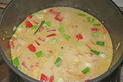 Mein Curry mit Massaman - Currypaste 1