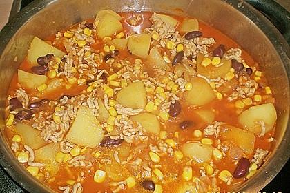 Kartoffeln auf mexikanische Art 46