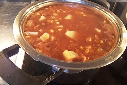 Kartoffeln auf mexikanische Art 28