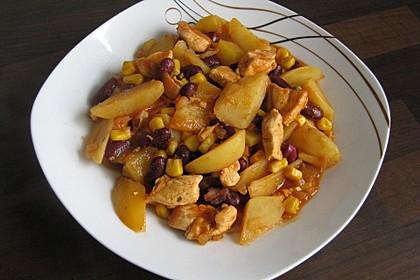 Kartoffeln auf mexikanische Art 21