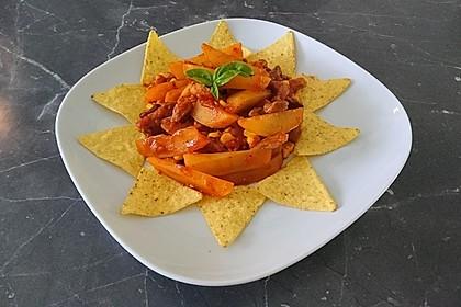 Kartoffeln auf mexikanische Art 1