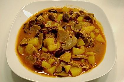 Kartoffeln auf mexikanische Art 18