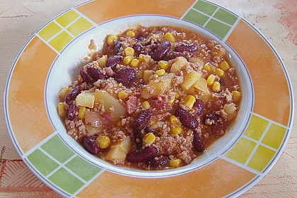 Kartoffeln auf mexikanische Art 16