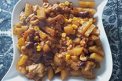 Kartoffeln auf mexikanische Art 11