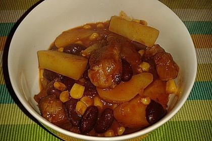 Kartoffeln auf mexikanische Art 25