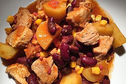 Kartoffeln auf mexikanische Art 10