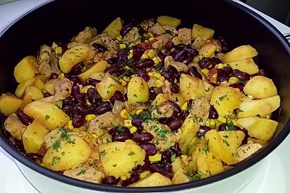 Kartoffeln auf mexikanische Art 13