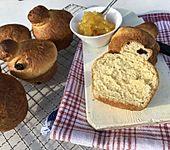 Brioche - Muffins (Bild)