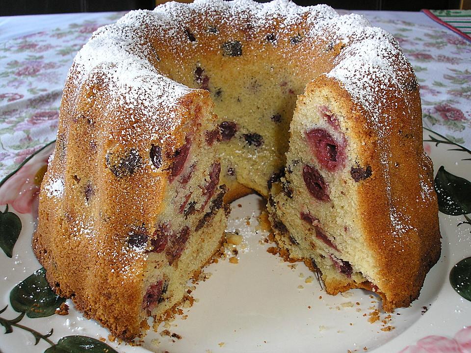 Einfacher Kirschkuchen Von Eisibar Chefkoch De
