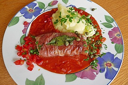 Fisch - Saltimbocca 1
