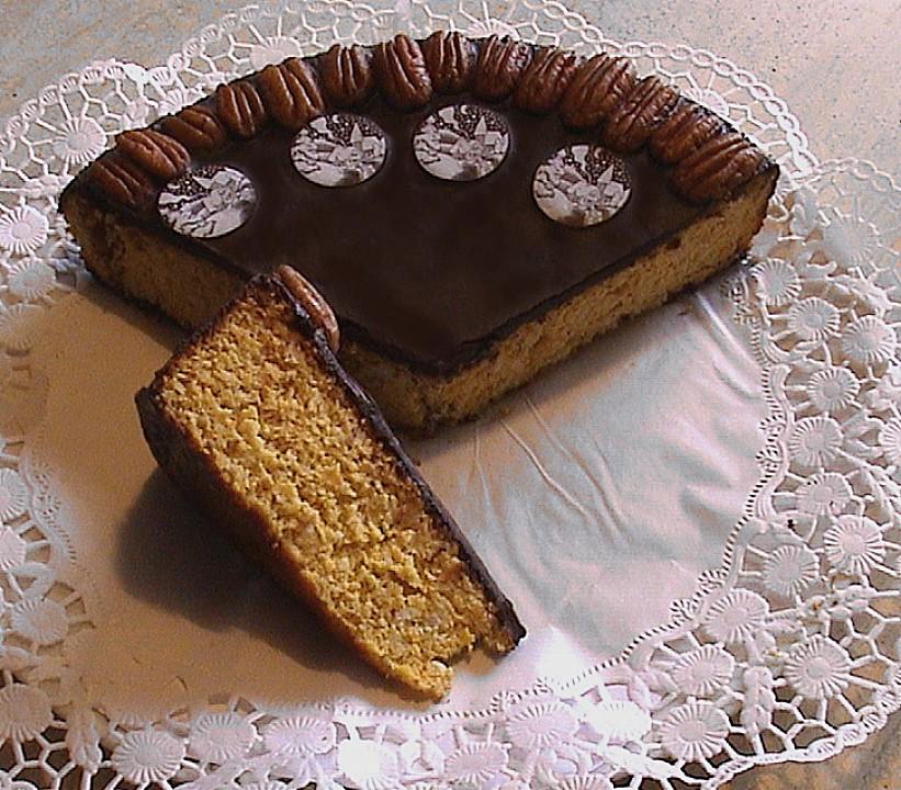 Orangen Mandel Torte Ein Gutes Rezept Chefkoch De