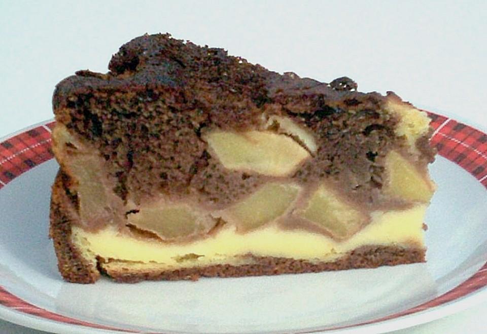 Schoko Vanille Kuchen Von Jienniasy Chefkoch De