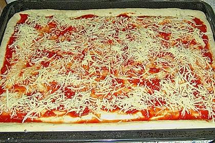 Superknuspriger Pizzateig 25