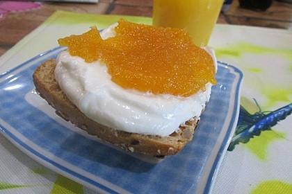 Kürbis - Apfel - Marmelade 3