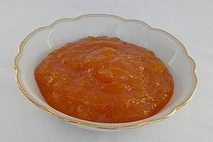 Kürbis - Apfel - Marmelade 2