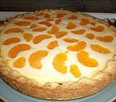 Mandarinen-Käsekuchen (Bild)