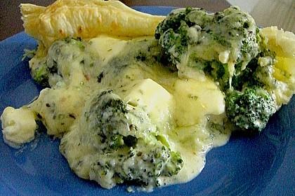 Brokkoli - Feta - Pie 20