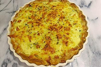 Brokkoli - Feta - Pie 9