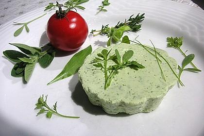 Frühlingsleichte Joghurt - Kräuter -Terrine 1