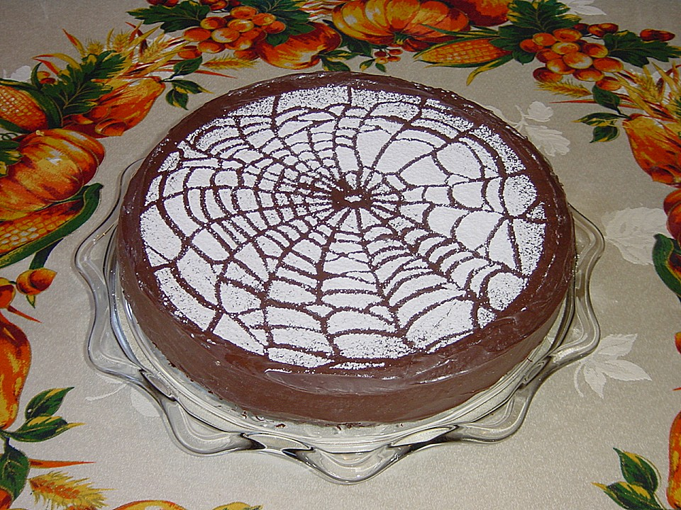 Halloween Kurbiskuchen Von Mailin P Chefkoch De