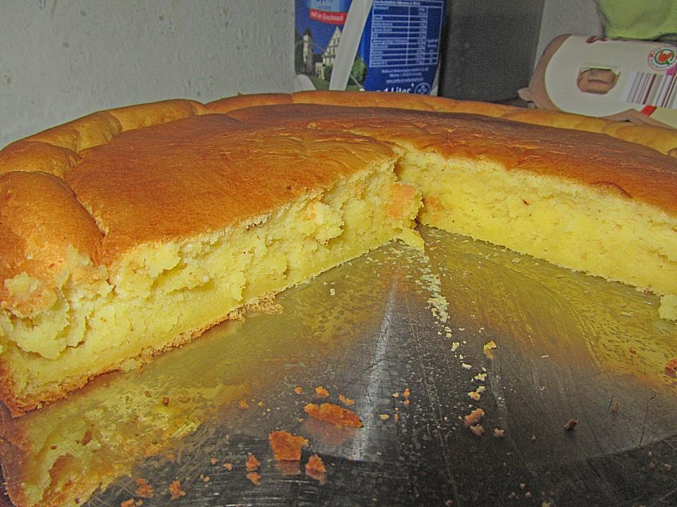 Vanillepudding Kuchen Von Seelenschein Chefkoch De