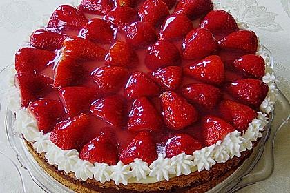 Erdbeer - Zebrakuchen 5