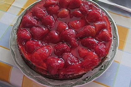 Erdbeer - Zebrakuchen 28