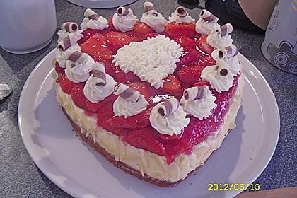 Erdbeer - Zebrakuchen 15