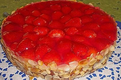 Erdbeer - Zebrakuchen 20