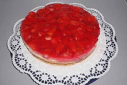 Erdbeer - Zebrakuchen 31