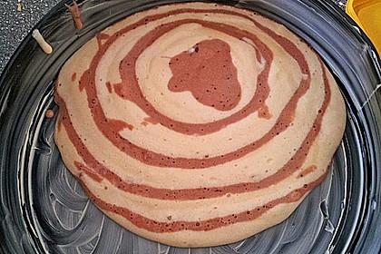 Erdbeer - Zebrakuchen 38