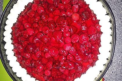Erdbeer - Zebrakuchen 36