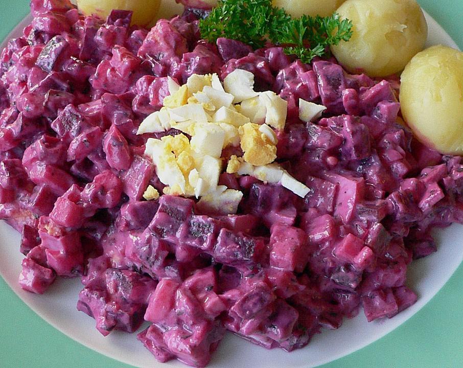 Rote Bete Salat Von Dienanni Chefkoch