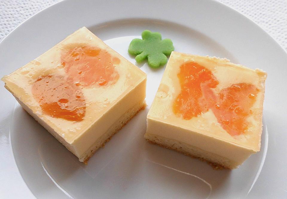 Quarkkuchen Vom Blech Mit Fruchten Von Marykocht Chefkoch De
