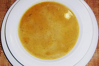 Scharfe Tomaten - Kokos - Suppe 16