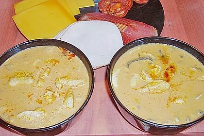 Scharfe Tomaten - Kokos - Suppe 20
