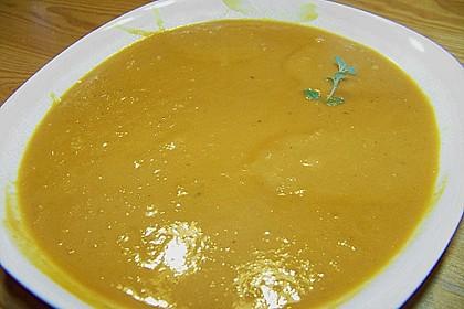 Scharfe Tomaten - Kokos - Suppe 19