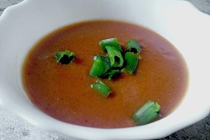 Scharfe Tomaten - Kokos - Suppe 21
