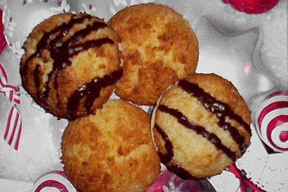 Kokos - Makronen (Bild)