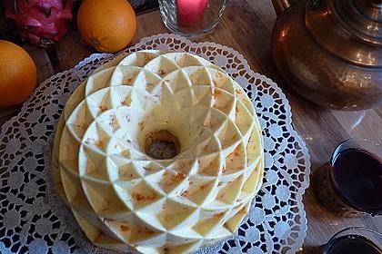 Mandarinen - Schmand - Pudding - Kuchen 4