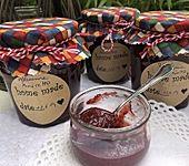 Pflaumen - Amaretto - Marmelade (Bild)