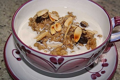 Australian Porridge 7
