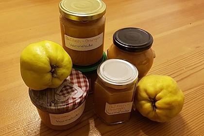 Quitten - Orangen - Marmelade (Bild)