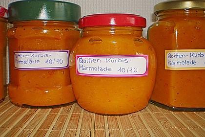 Quitten - Kürbis - Marmelade