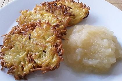 Reibekuchen - Kartoffelpuffer 26