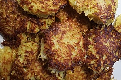 Reibekuchen - Kartoffelpuffer 85