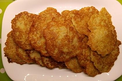 Reibekuchen - Kartoffelpuffer 20