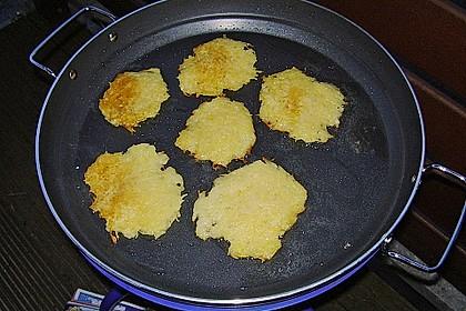 Reibekuchen - Kartoffelpuffer 100